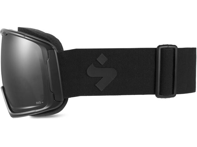 Sweet Protection Clockwork RIG Reflect Gafas Hombre, negro/gris